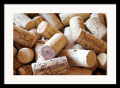 Images Of Wine Bottles Framed Prints