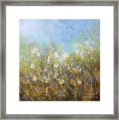Fresh As A Daisy Framed Print