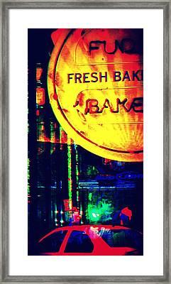 Fresh Baked Framed Print by Jill Tennison