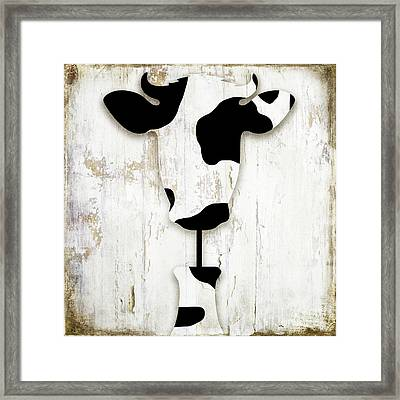 Fresh Dairy Framed Print