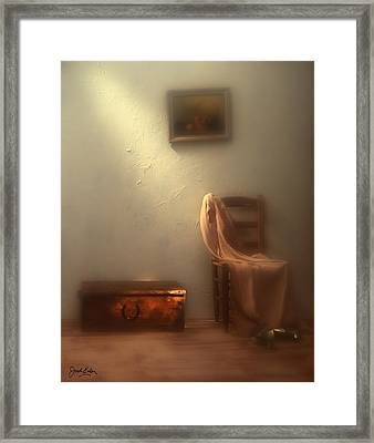 Fresh Light Framed Print by Jack Eadon