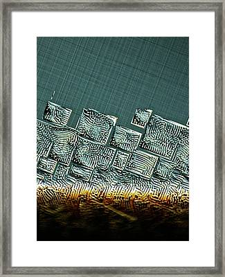 Framed Print featuring the photograph Freyag by Sheep McTavish