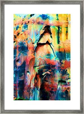 Friar Hears Summer Framed Print by Jim Buchanan