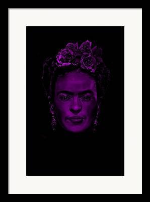 Diego Rivera Digital Art Framed Prints