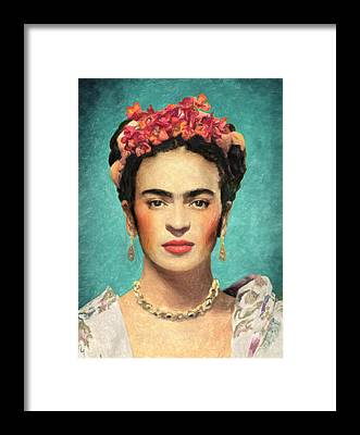 Lowbrow Framed Prints