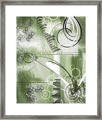 Friday Framed Print by Melissa Smith