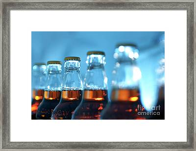 Fridge Framed Print