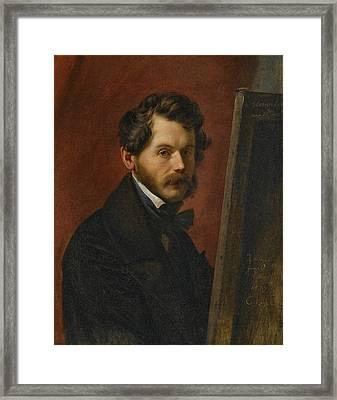 Friedrich Von Amerling Framed Print