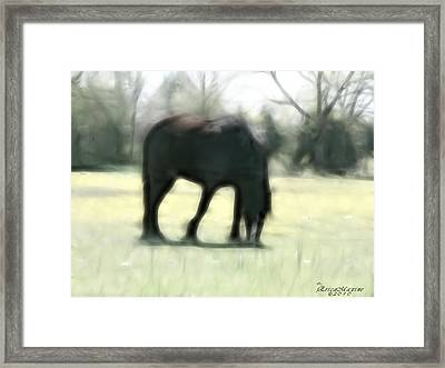 Friend Of Distinction  Framed Print by EricaMaxine  Price