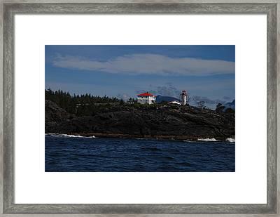 Friendly Cove #3 Framed Print