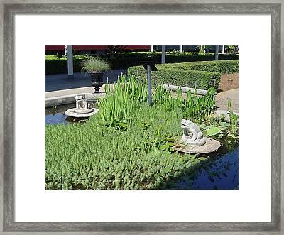 Friends Forever Framed Print by Paula Ferguson