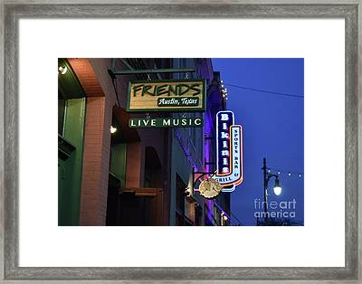 Friends  Framed Print by Lisa Kleiner