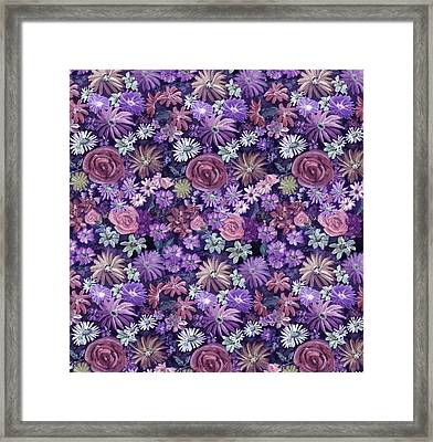 Friends Of Nature B Framed Print by Thecla Correya