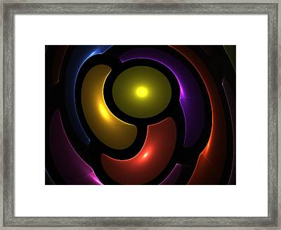Friendship Framed Print by Steve K