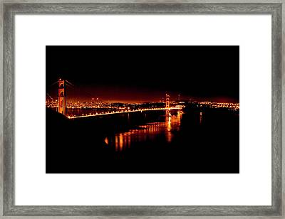 Frisco Calm Framed Print by Michael Cleere