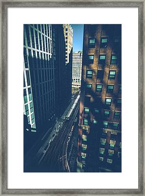 From Above Framed Print