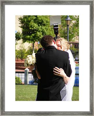 From All Sides Framed Print by Adam Cornelison