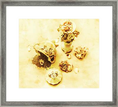 From Autumn To Ashes Framed Print