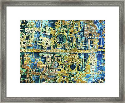 From Chaos Framed Print