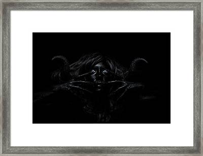 From Hell It Came Framed Print