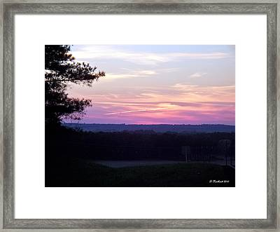 Framed Print featuring the photograph From Here To Eternity by Betty Northcutt