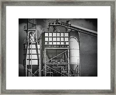 From The Big Toolbox Framed Print by Wendy J St Christopher