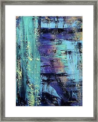 From The Depths Framed Print