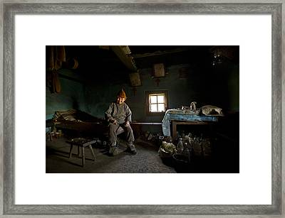 From The Fairy Tale Framed Print by Mihnea Turcu