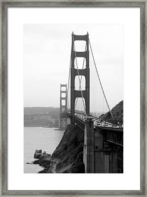 From The North Framed Print by Sonja Anderson