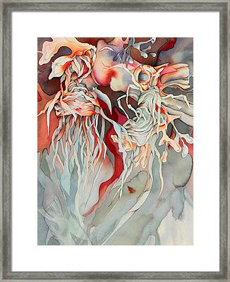 From The Ocean With Love Framed Print by Liduine Bekman