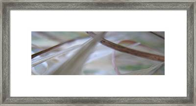 frOm The Opal Valley Pure sol Aria Framed Print by Ofer MizraChi