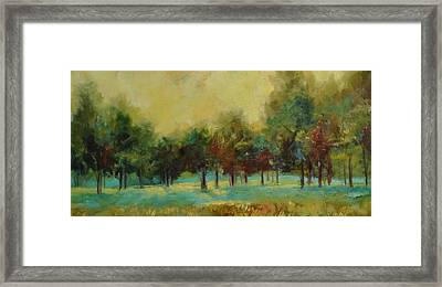 From The Other Side II Framed Print by Ginger Concepcion