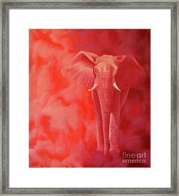 From The Past Framed Print by Brian  Commerford