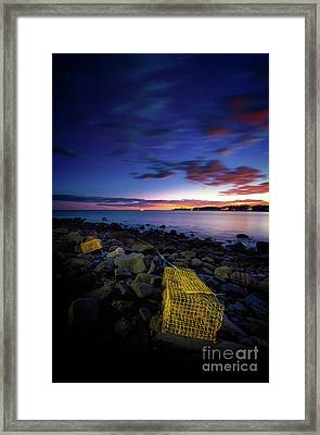 From The Sea Framed Print by Scott Thorp