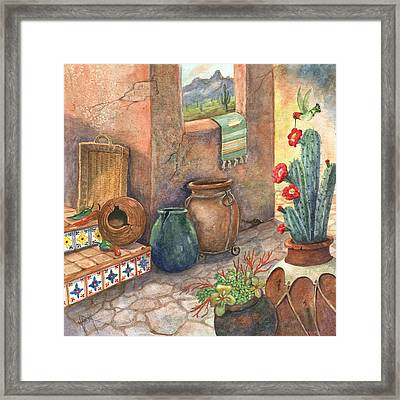 From This Earth Framed Print