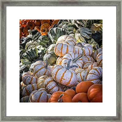 From Thy Bounty Framed Print by Caitlyn Grasso