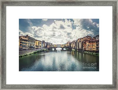 From Times Past Framed Print