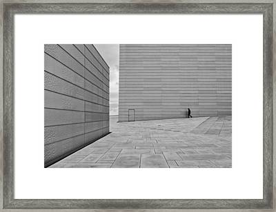 From Where To Where? Framed Print by Joao Custodio