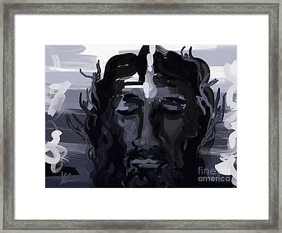 From You. In You. To You. Framed Print by Tarun Cherian