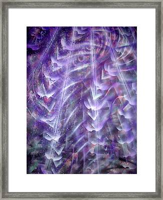 Fromabove Framed Print by Leigh Odom