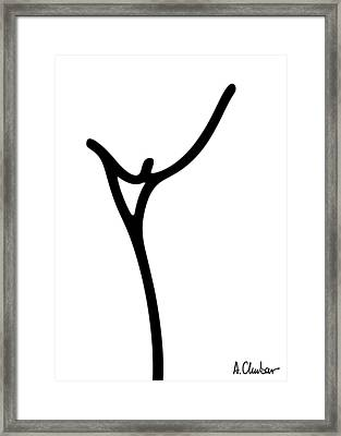 Front View 7 Framed Print by Alexander Chubar