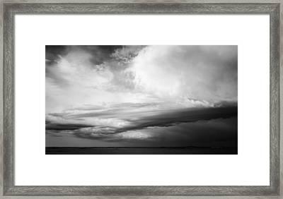 Frontier Framed Print by Matti Ollikainen