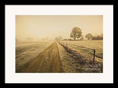 Rustic Scenes Framed Prints