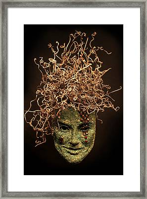 Frou-frou Framed Print by Adam Long