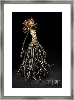 Frou Frou's Dance Framed Print