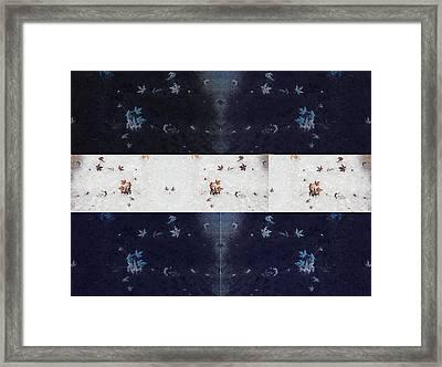 Frozen In Time Framed Print by Elizabeth Celio