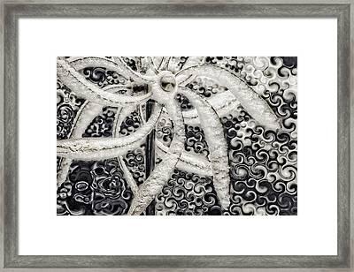 Frozen Motion Framed Print