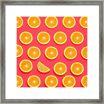Fruit 2 Framed Print