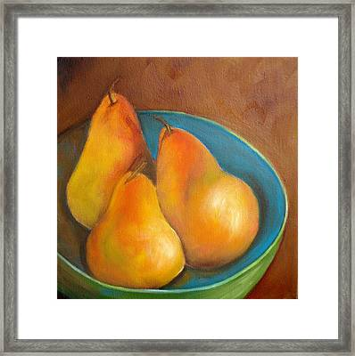 Fruit Of The Spirit--sold Framed Print