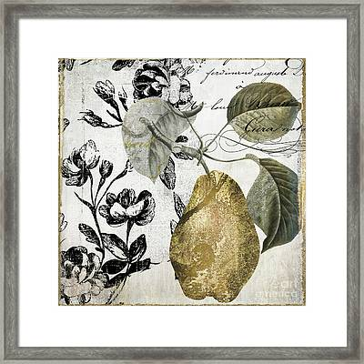 Fruit Shimmer IIi Framed Print